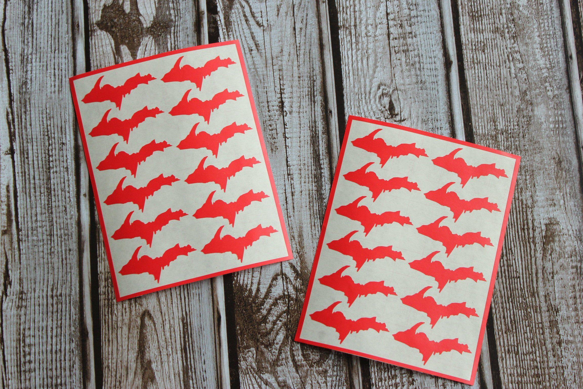 U.P. Stickers // Yooper graduation gift // Upper Michigan Sticker Set // Yooper Girl Art // Envelope Seals // Michigan Decor Artwork by MyNorthernWishes on ...