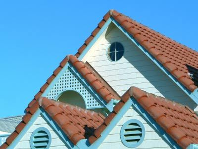 How Concrete Roofs Work Roof Shingle Repair Roof Work Roof Problems