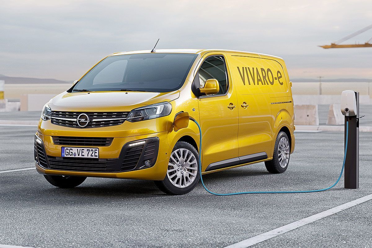 Opel Van 2021 Redesign And Overview In 2020 Opel Vauxhall Car