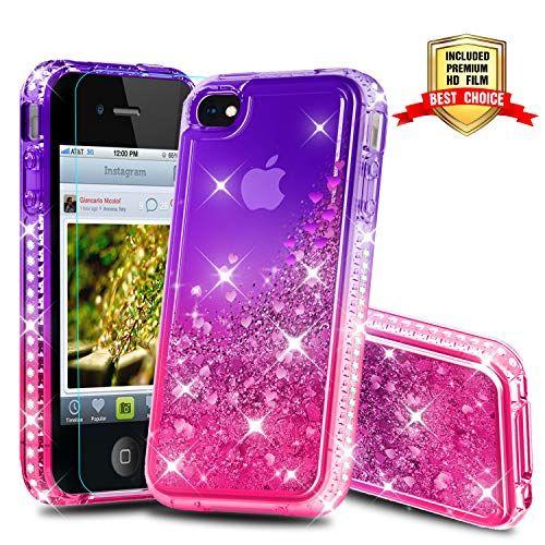 Atump Coque iPhone 4 Coque iPhone 4S avec Protecteur d'écran ...