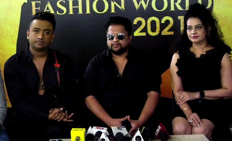 Mr, Miss & Mrs Fashion World 2021 Announcement Press Meet
