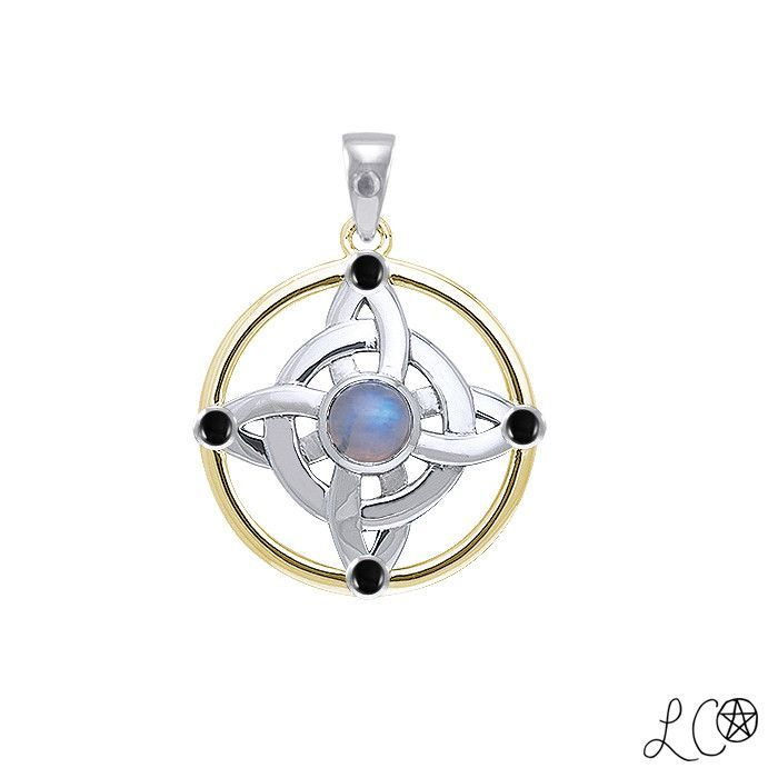 Laurie Cabot Celtic Witches Protection Knot MPD4728