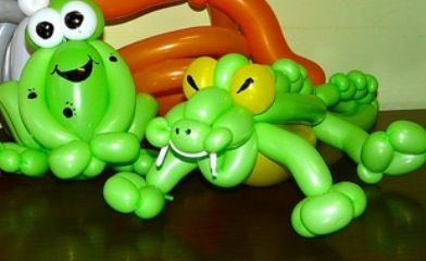 #balloon #alligator #balloon #art #sculptures #twist #characters