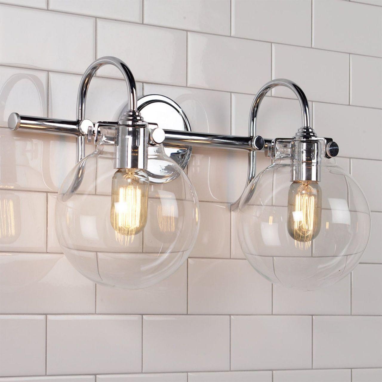 Photo of Restoration hardware bathroom lights