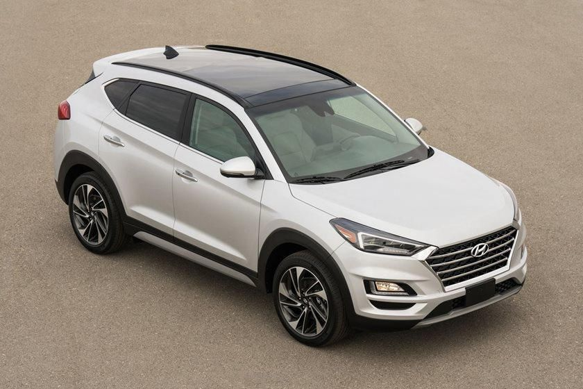 Hyundai Announces 2019 Tucson Pricing With New Safety Tech