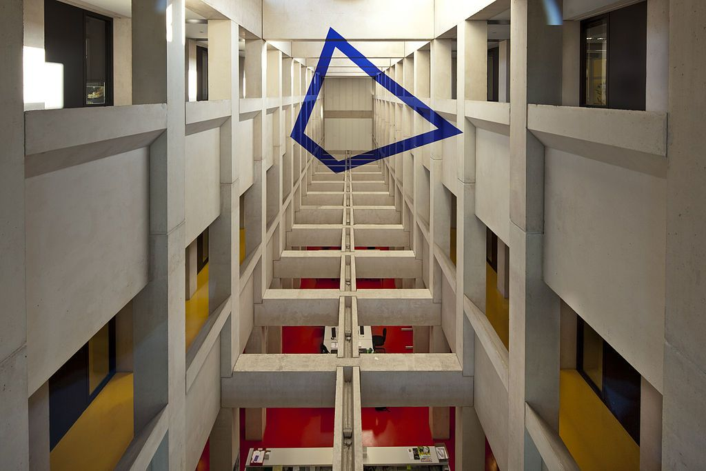 Ecole Nationale Superieure D Architecture De Nancy Wikipedia Architecture Ecole Nationale Nancy