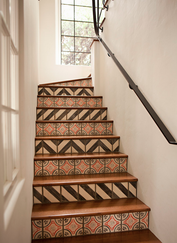 Tile Stairs Also Belong In My Home! Too Bad I Live In An Apartment Where