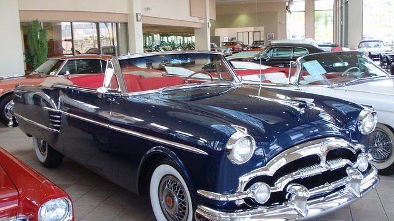 1954 Packard Caribbean for sale near Las Vegas, Nevada 89149 ...