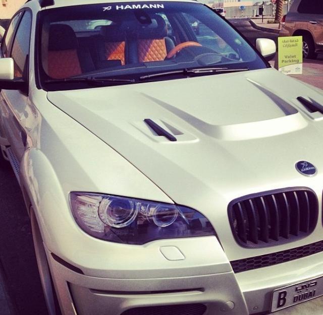 Dubizzle Dubai | X6: ORIGINAL Hamman x6 | Cars Cars Cars