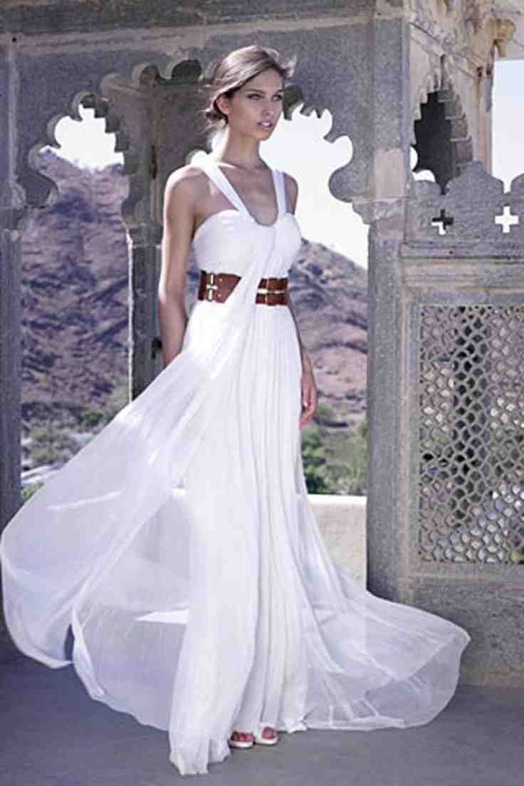 Wedding Dresses For Second Weddings On The Beach | boda civil ...