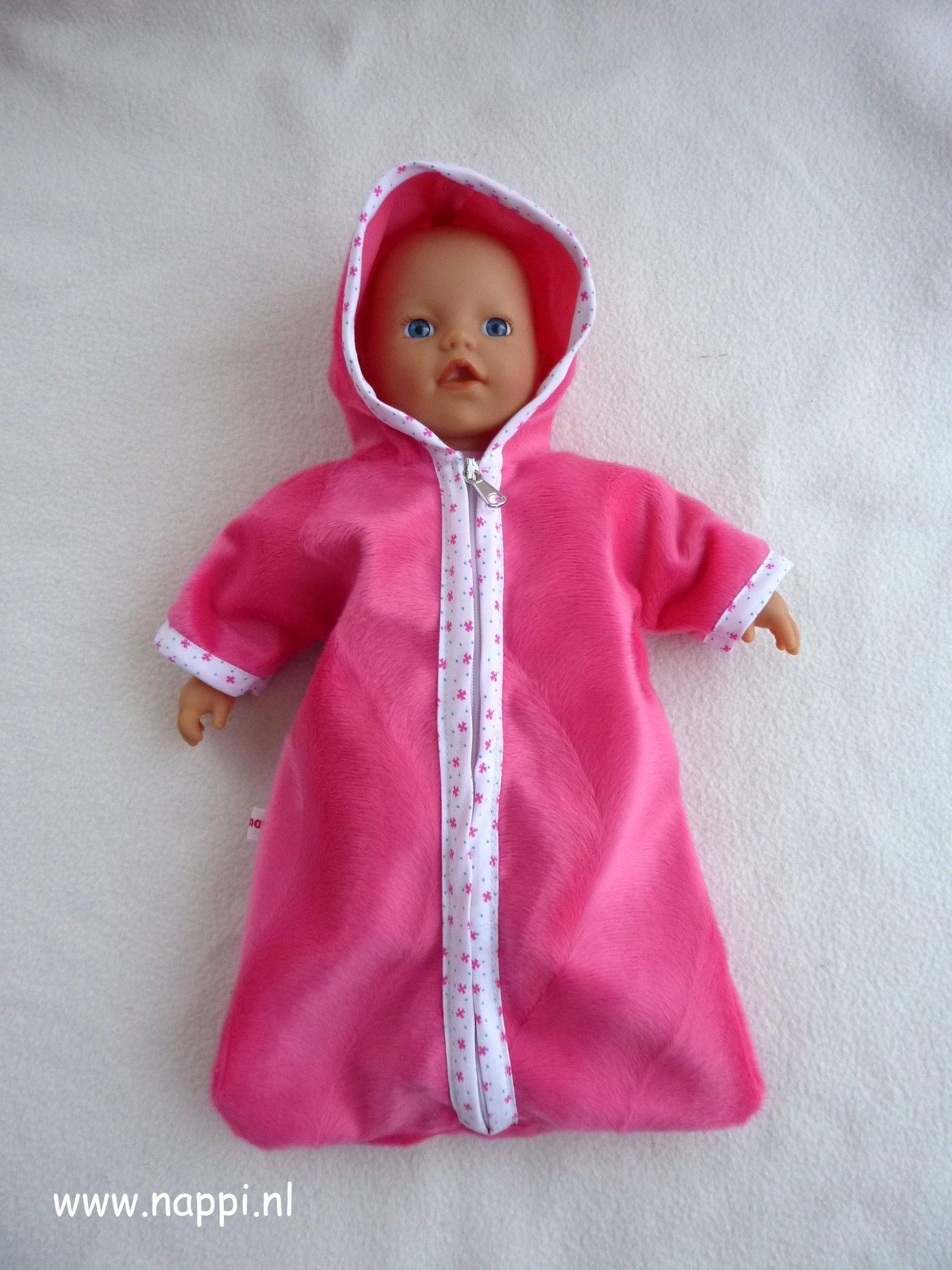 Diversen / My little Baby Born 32 cm | Nappi.nl Reisslaapzak ...