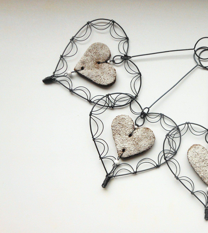 Pin by Eija Staudinger on Rautalankaa | Pinterest | Wire art, Wire ...