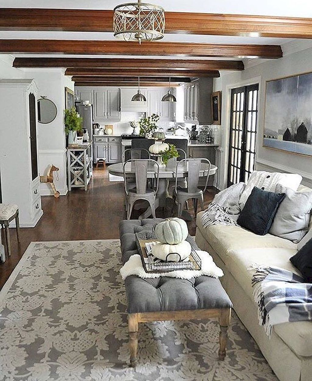 51+ Cute House Living Room Decor Ideas Living Room