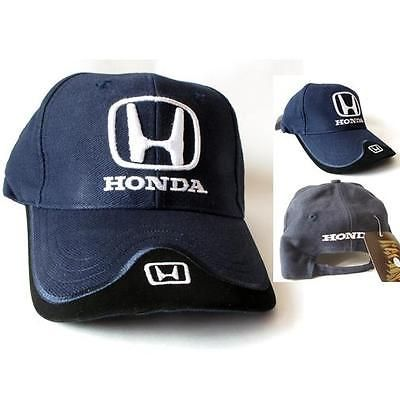 Wholesales Honda Men Women Accord Civic Jazz Acura Baseball Blue - Acura hat
