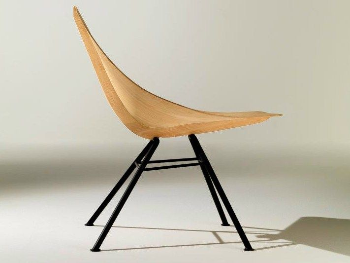 SOLID WOOD CHAIR WING BY LEMA | DESIGN WERNER AISSLINGER ...