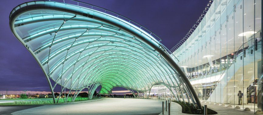 Etfe Is Being Considered The Material Of Choice For