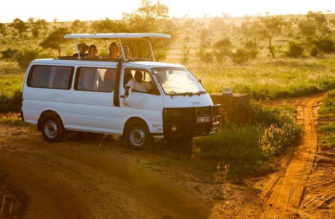 #Finnmatkat Safari sopii myös lapsille