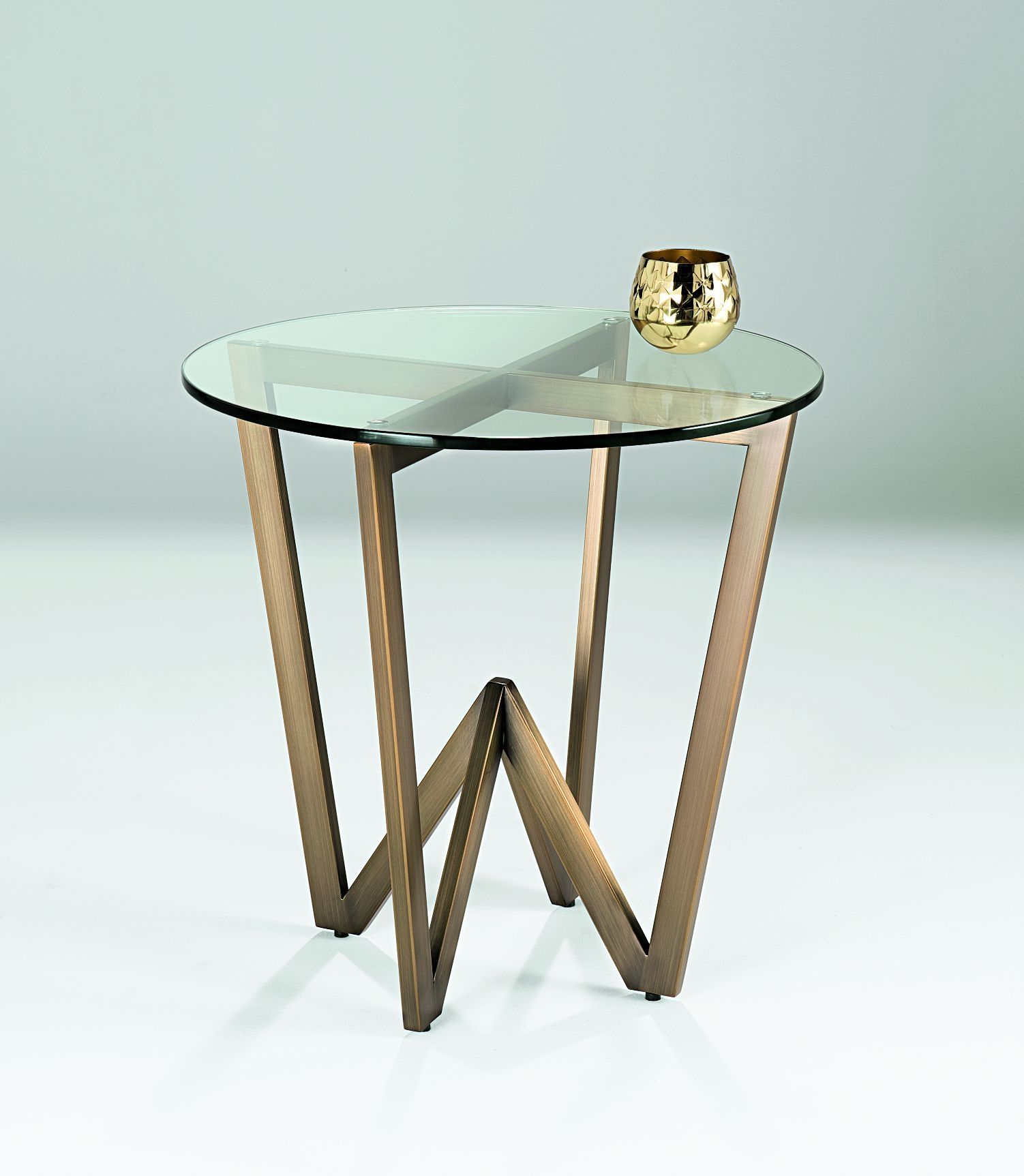 Angle Side Table