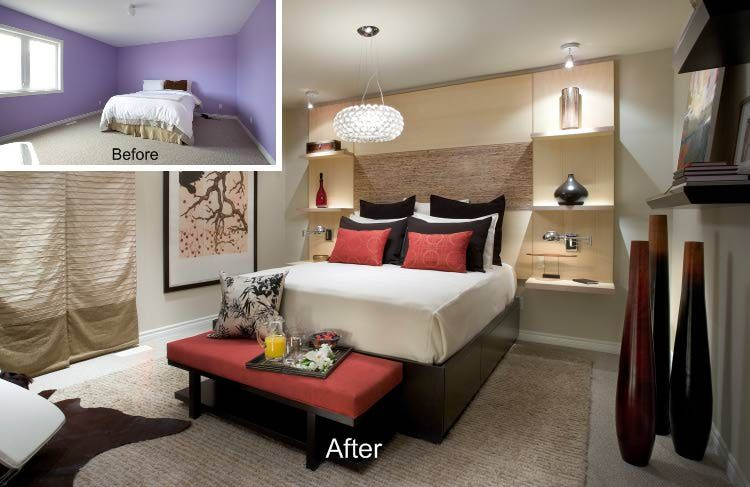 78 images about before and after decorating ideas on Pinterest. Bedroom renovation ideas pictures