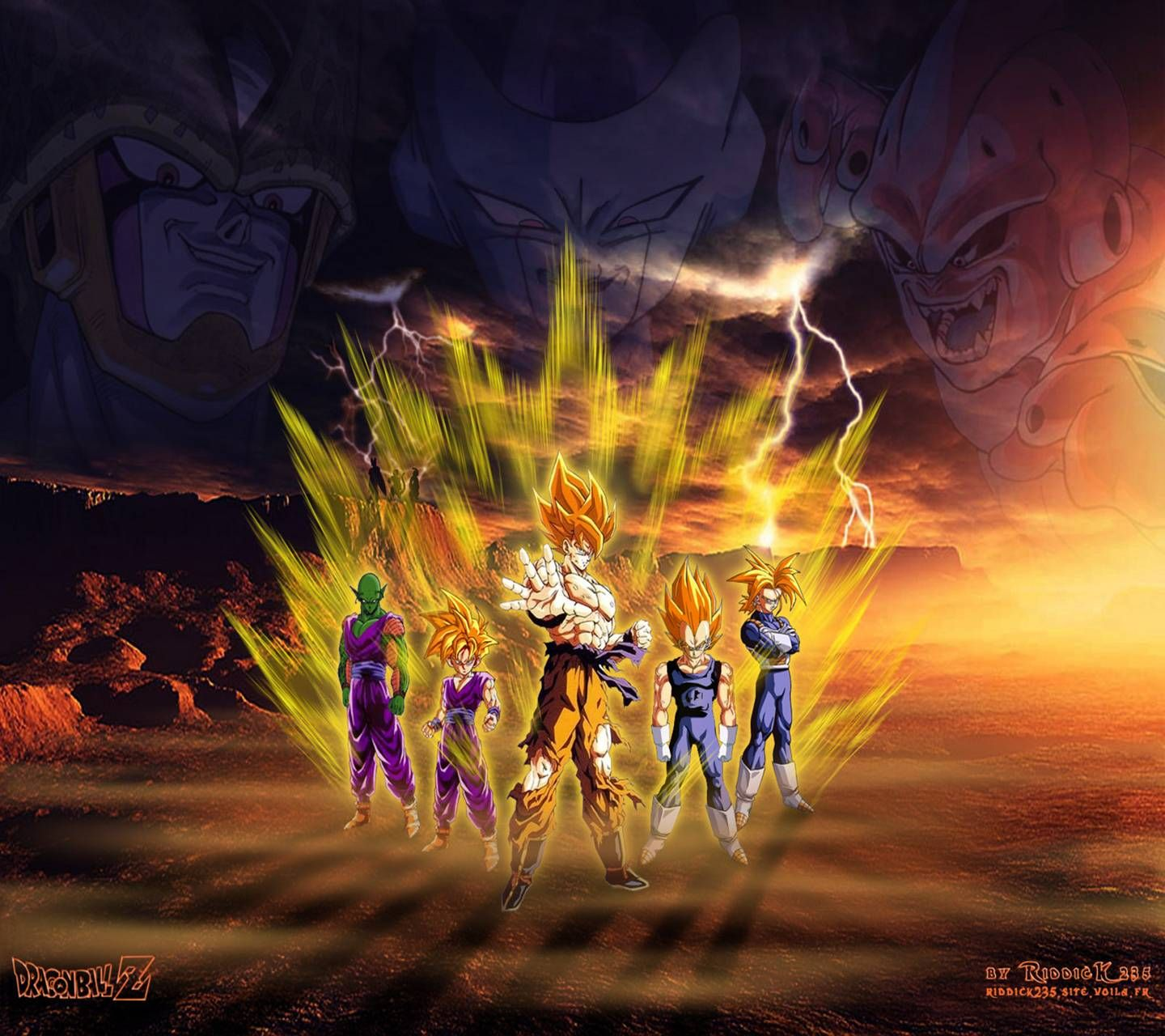Photo of Download Dragon ball z wallpaper by nimic94 – 29 – Free on ZEDGE™ now. Browse …