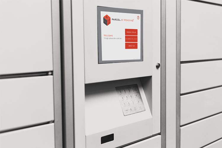 Parcel Pending Electronic Smart Lockers available now at www