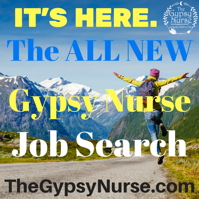 Easily Find Travel Nurse Jobs On Thegypsynurse Com Travelnurse Travelnursejobs Travelnursetools Travelnursewebsites Gypsynurse Travel Nursing Nursing Jobs Nursing Websites