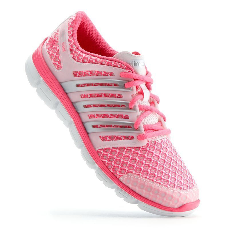 Adidas Women's Running Shoes ClimaCool Crazy pink white Mesh