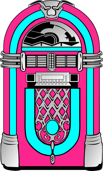 jukebox clipart clipart best music pinterest jukebox socks rh pinterest com  sock hop clip art images