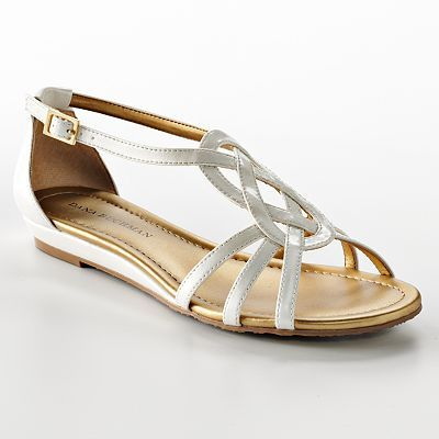 Wedding shoes, Silver sandals