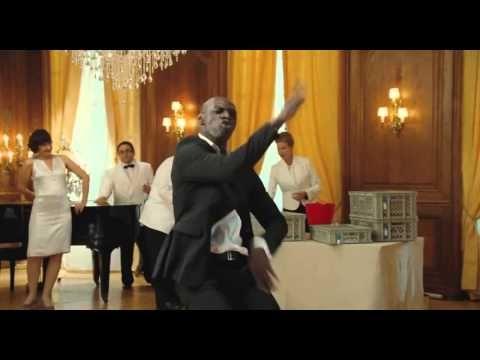 Omar Sy Danse Dans Intouchables Extrait Youtube The Intouchables Dance Best Songs
