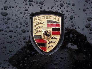 Porsche Logo Porsche Auto S Motoren Logo Ontwerp
