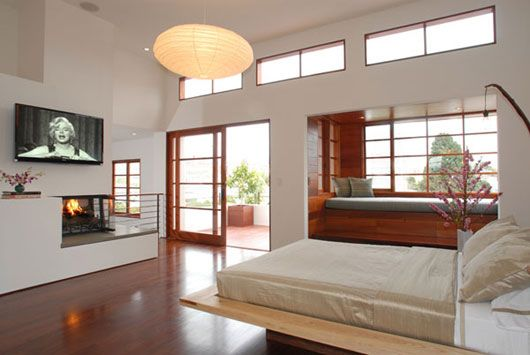 Japanese Interior Design Bedroom syera sites | japanese-interior-design-style-venice-beach
