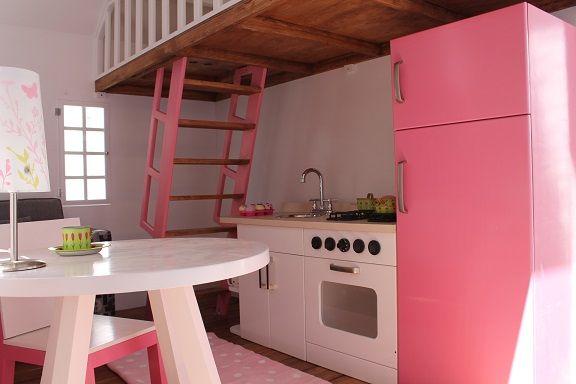 Cocina casita para ni as - Casitas de juguete para ninas ...