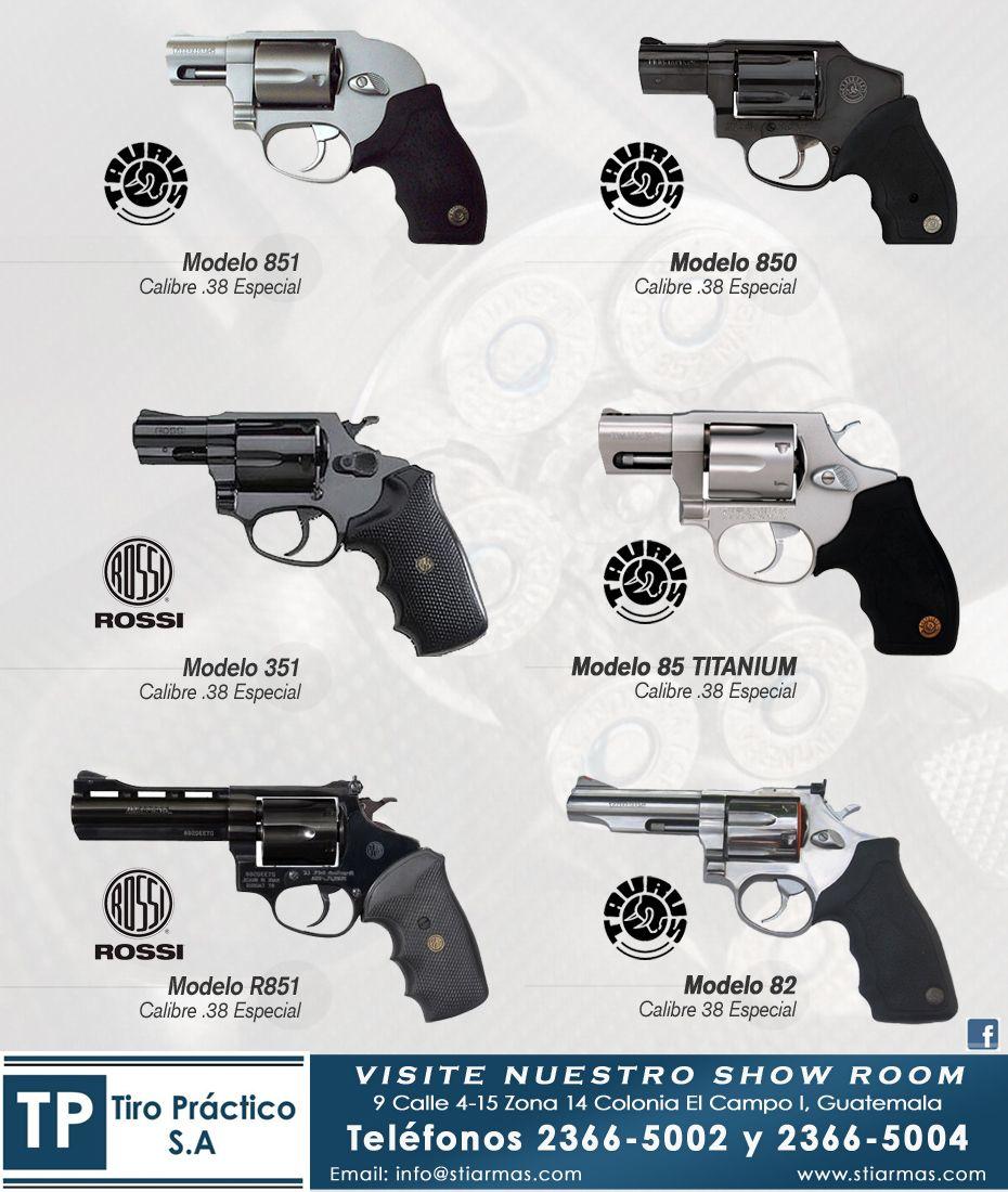 Tiro Practico Guatemala Armas Exclusivas De Defensa Y De