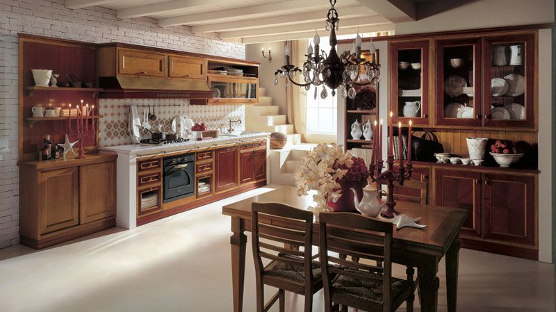 Cucina Classica - Devincenti Multiliving Piubega Mantova Esposizione ...