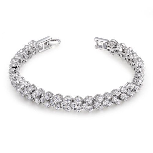 Bracelet swarovski reine des neiges