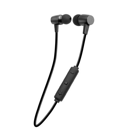 Fisher Wireless Bluetooth Earbuds With Inline Remote And Microphone Magnetic Black Bluetooth Earbuds Wireless Bluetooth Remote