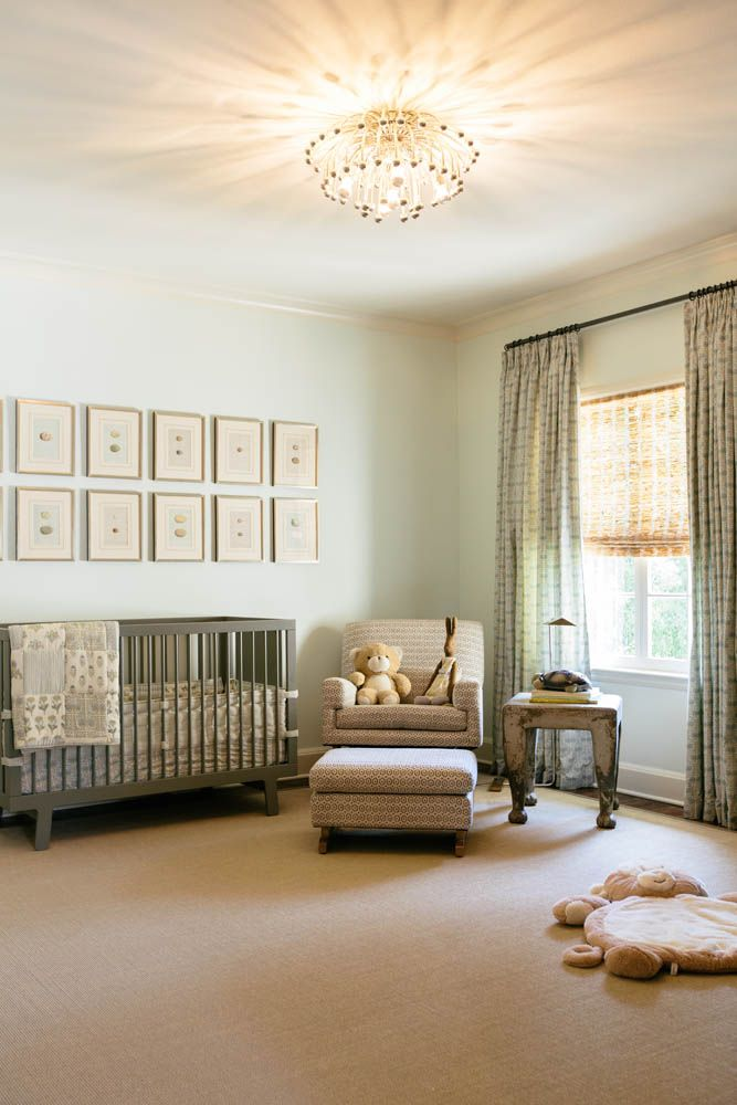 Beautiful nursery from Jean Liu Design! #laylagrayce # ...