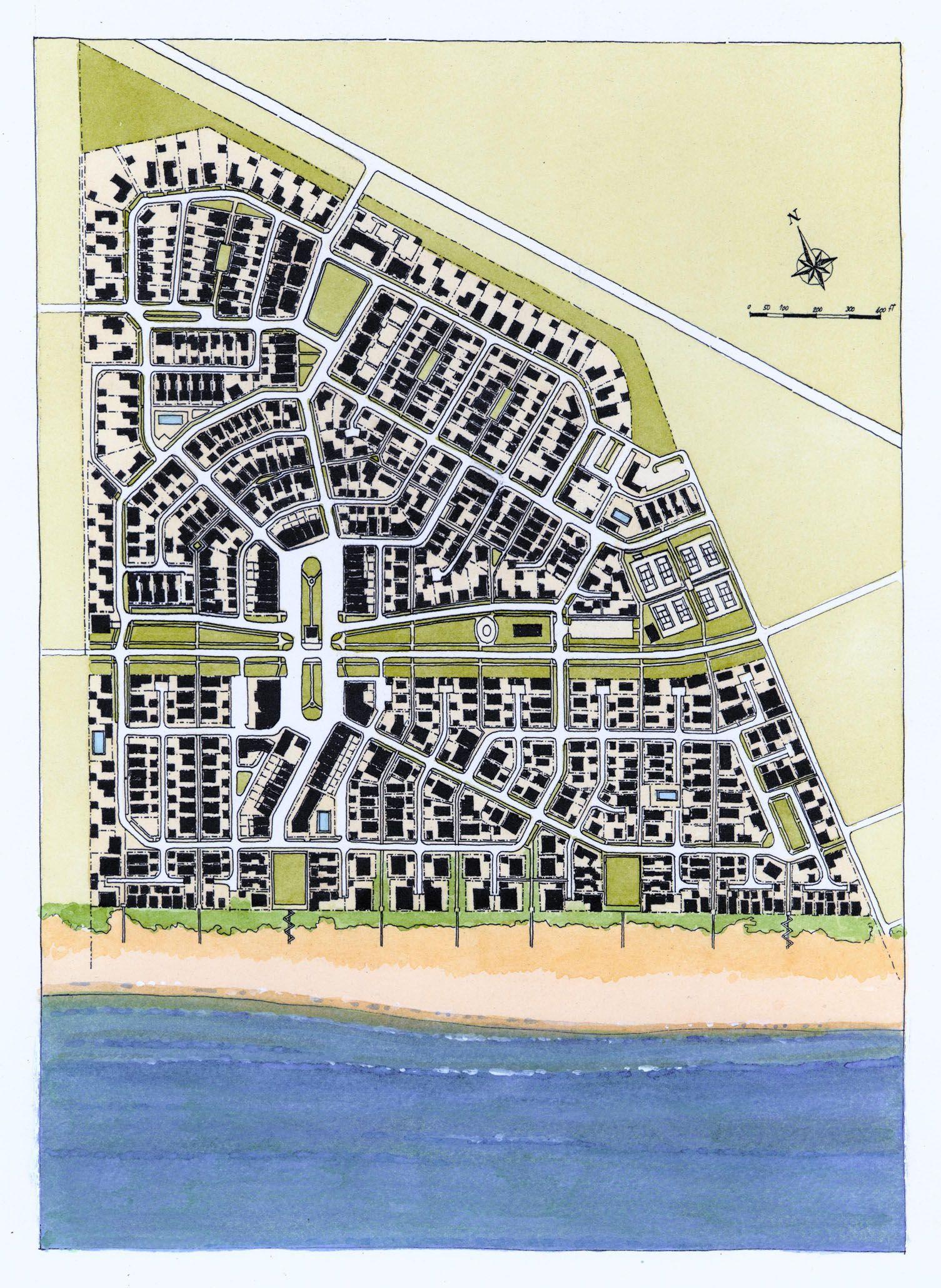 9500 Miramar Rd: Diseño Urbano