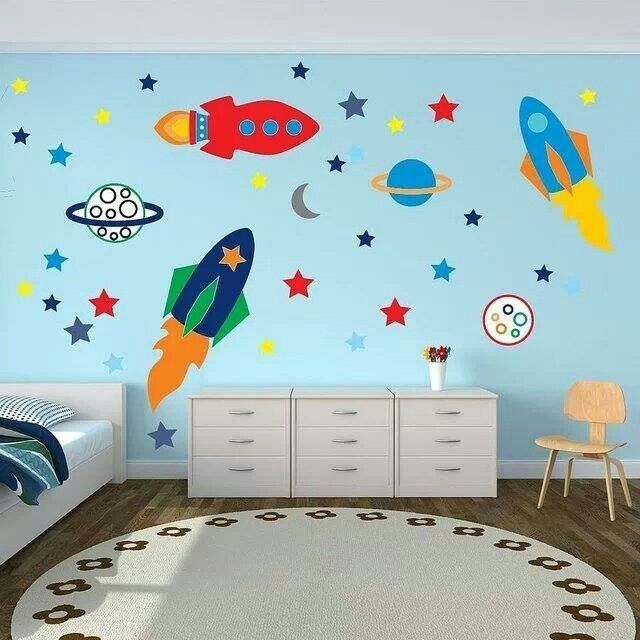 Pin De Maria Fernanda Espinosa Marin En For The Home Decorar Habitacion Ninos Dormitorio De Los Ninos Decoracion Cuarto Bebe Nino