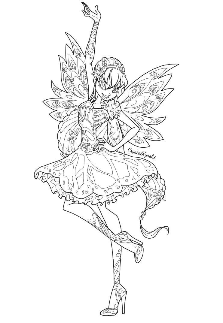 Pin By Kim Sanchez On Card Ideas Winx Club Coloring Pages My Little Pony Coloring