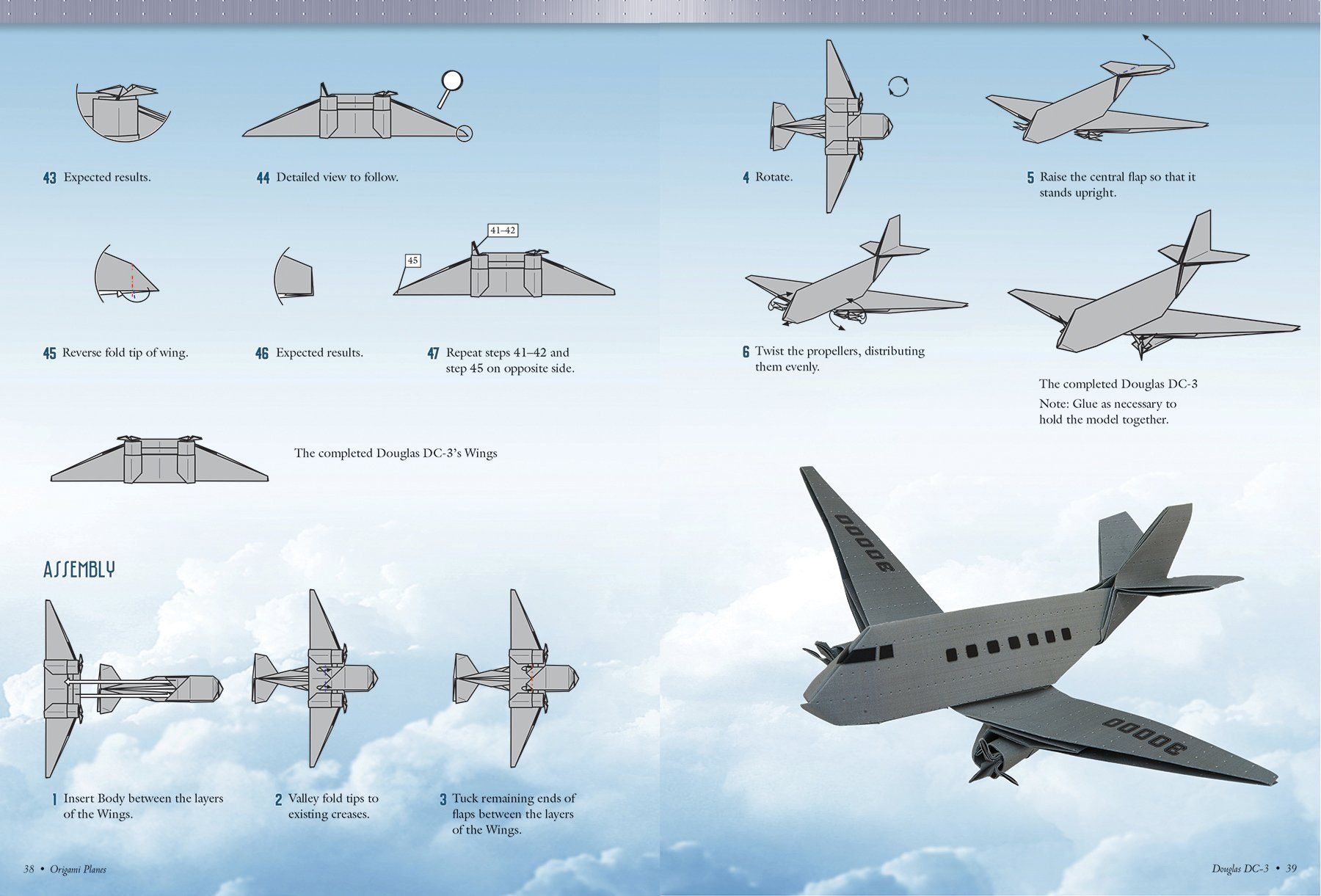Image result for ORIGAMI PLANES | Origami Airplanes ... - photo#45