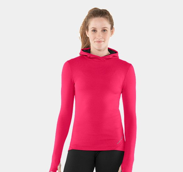 01baa7faf3 Women's ColdGear® Thermo Hoodie | Under Armour US | Shop (Gym Gear ...