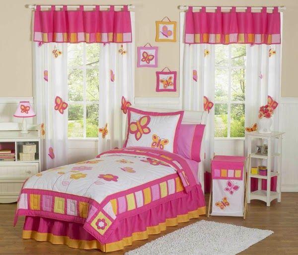 Resultado de imagen para como arreglar un cuarto con peluches decoraci n cortinas dormitorio - Decoracion cortinas dormitorio ...