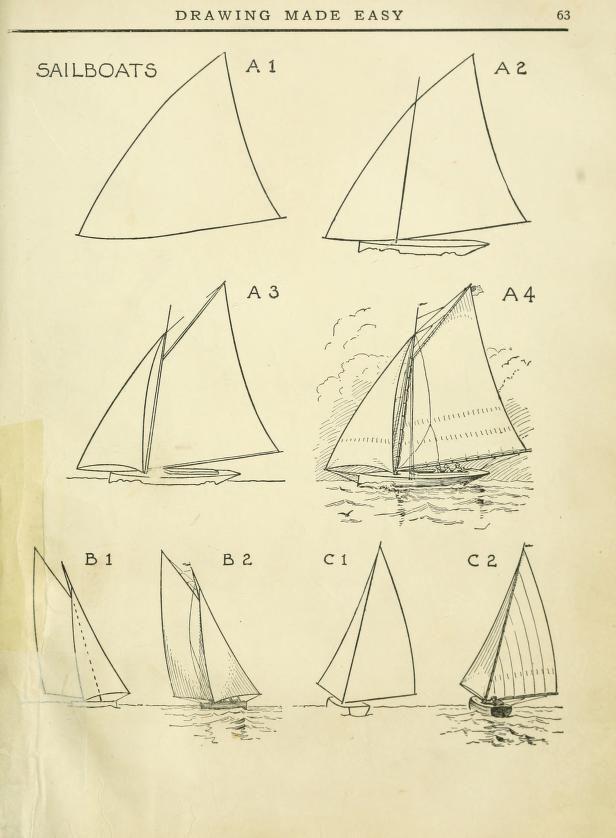 Why Learn to Sail | Blue Water Sailing | Zeichenvorlagen ...