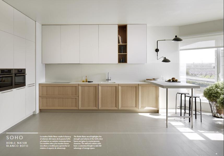 Muebles Dica, catálogo de cocinas para tu hogar | Catalogo cocinas ...