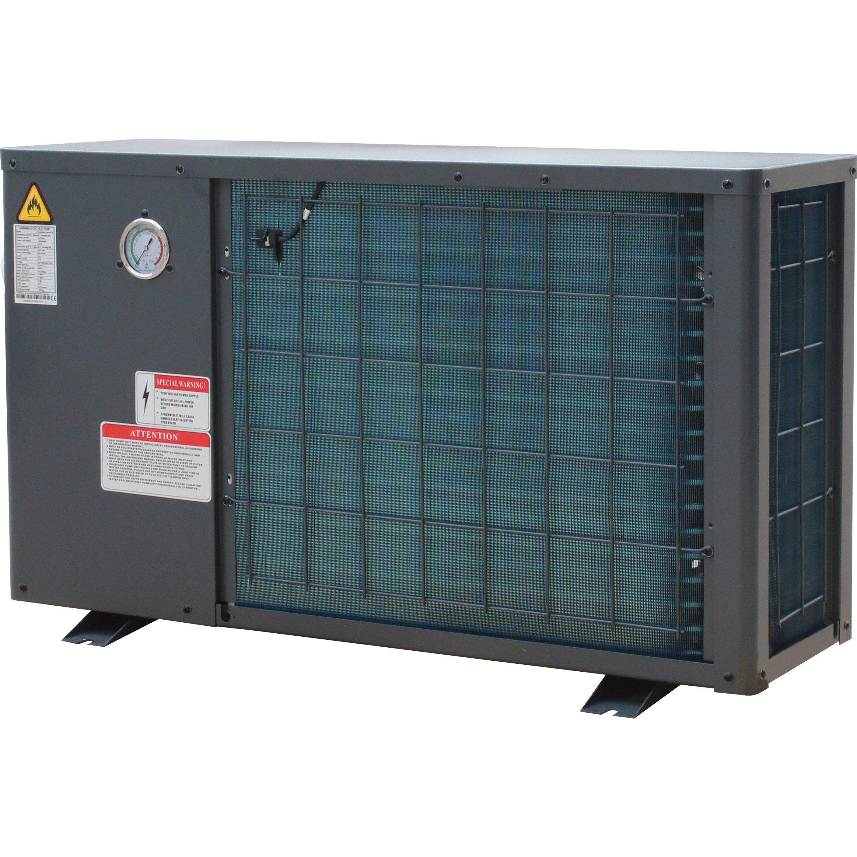 Pompe A Chaleur Pour Piscine Ubbink Heatermax Inverter 20 3900 W Pompe A Chaleur Piscine Et Pompe