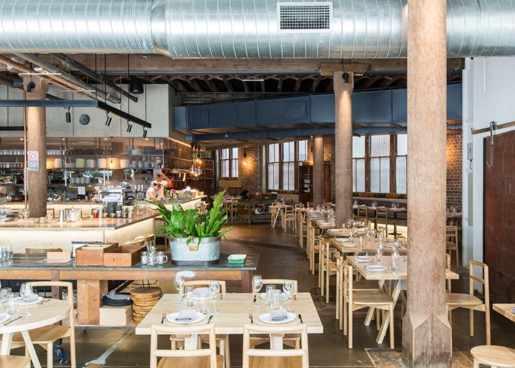 Est magazine nomad restaurant design