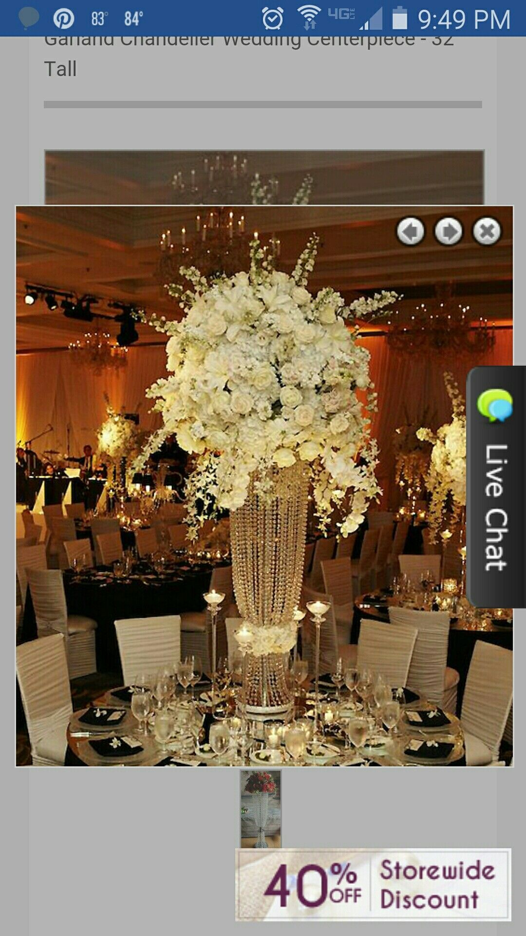 Pin By Linda D On Party Ideas Kim Kardashian Wedding Reception Table Decoration R2serverfo Choice