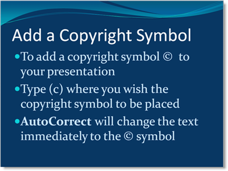 How Do You Type A Copyright Symbol Images Meaning Of This Symbol